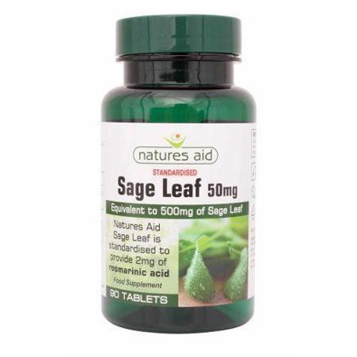 Natures Aid Sage Leaf