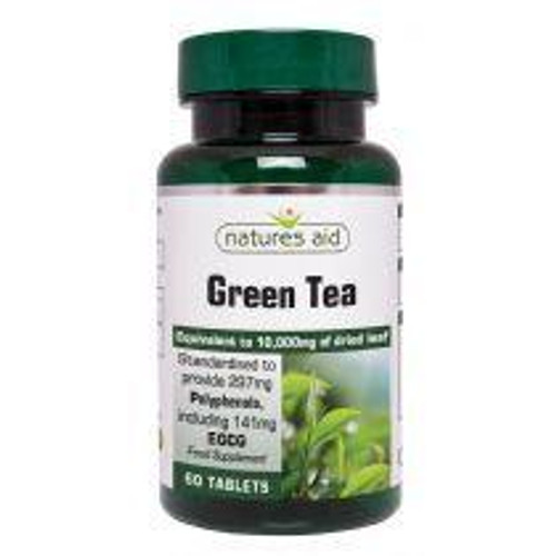 Natures Aid Green Tean 10,000mg