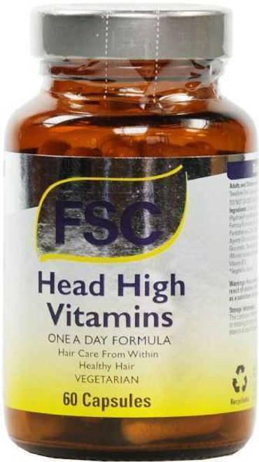 FSC Head High Vitamins - Yellow Label