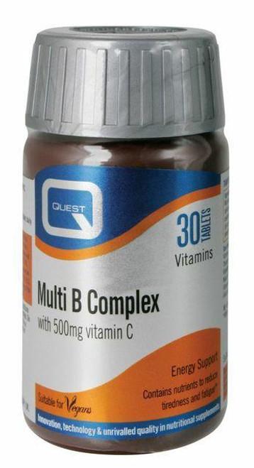 Quest Multi B Complex with Vitamin C