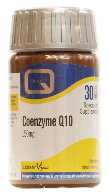 Quest Coenzyme Q10 150mg