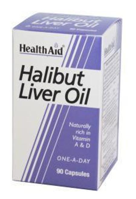 HealthAid Halibut Liver Oil