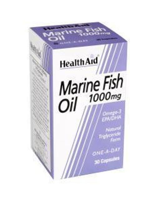 HealthAid Marine Fish Oil