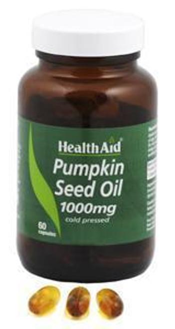 HealthAid Pumpkin Seed Oil