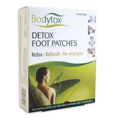Bodytox Bodytox Detox Foot Patches