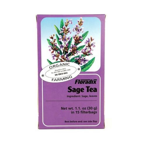 Salus Organic Sage Herbal