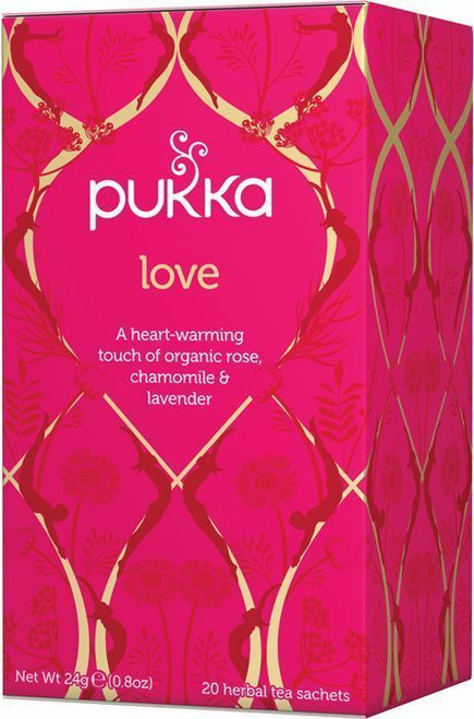 Pukka Love Organic Tea