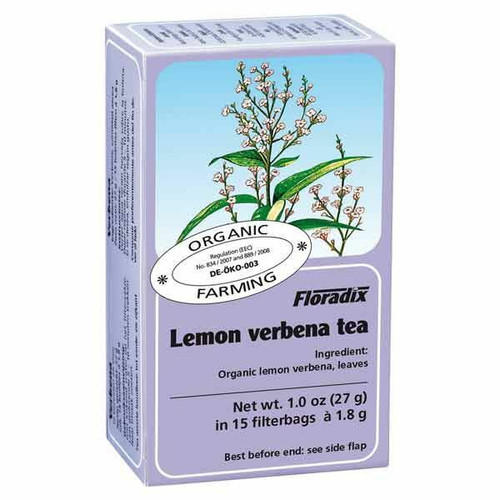 Salus Organic Lemon Vervain Herbal