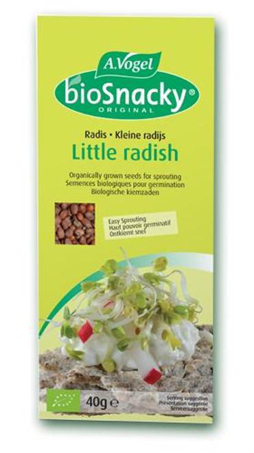 AVogel BioSnacky Little Radish Seeds