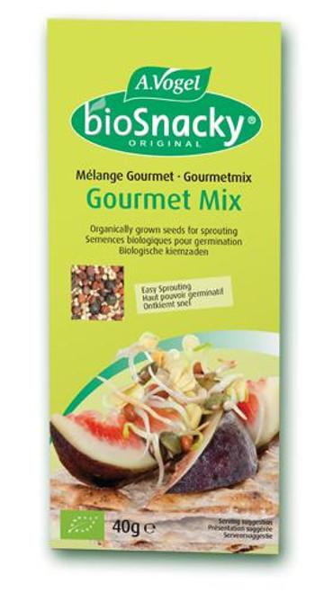 AVogel BioSnacky Gourmet Mix Seeds