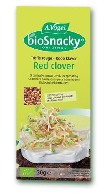 AVogel BioSnacky Red Clover Seeds