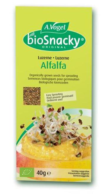 AVogel BioSnacky Alfalfa Seeds