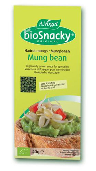 AVogel BioSnacky Mung Bean Seeds