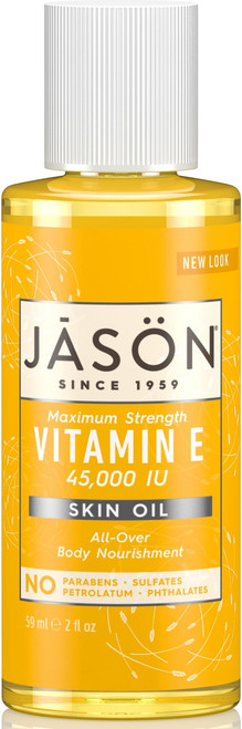 Jason Vitamin E Maximum Strength Oil