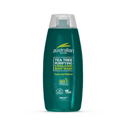 Australian Tea Tree Stimulating Body Wash