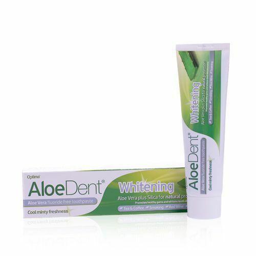 Aloe Dent Whitening Aloe Vera Toothpaste with Silica