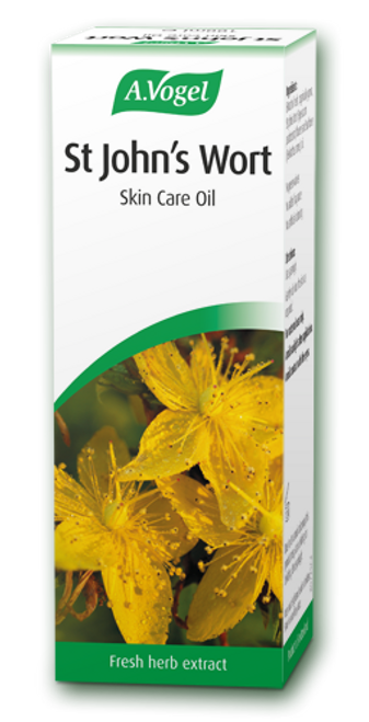 AVogel St Johns Wort Oil