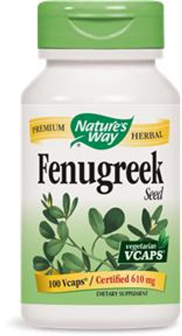 Natures Way Fenugreek Seed
