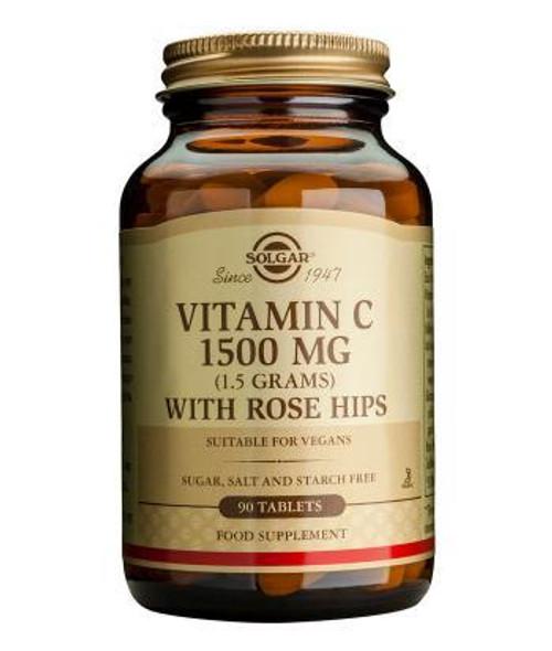 Solgar Vitamin C and Rose Hips