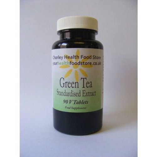 Jan de Vries Green Tea Extract