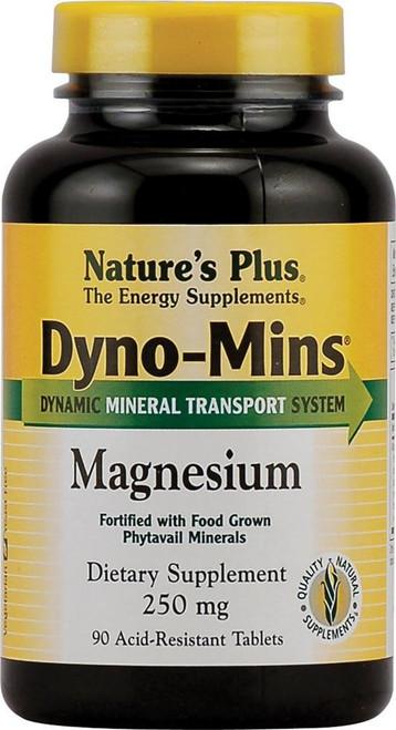 Natures Plus Dyno-Mins Magnesium