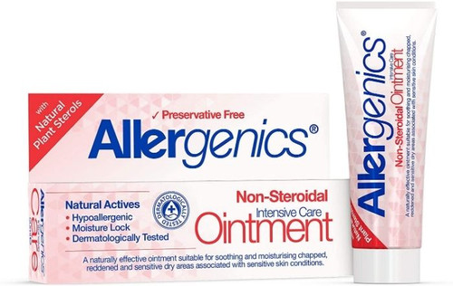 Allergenics Non Steroidal Intensive Care Ointment