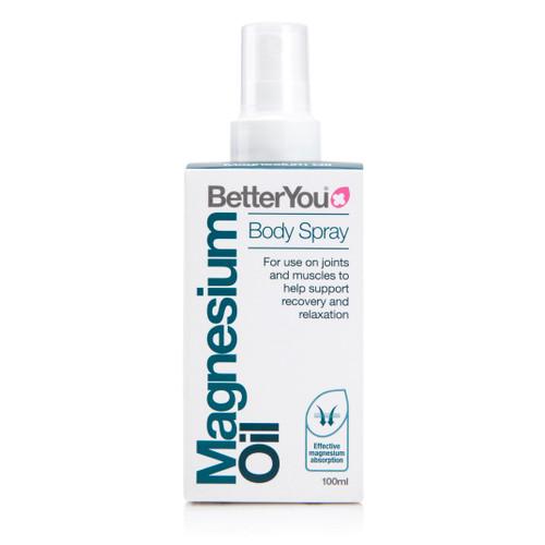 BetterYou Magnesium Oil Body Spray
