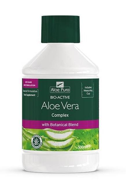Aloe Pura Aloe Vera Colon Cleanse Juice