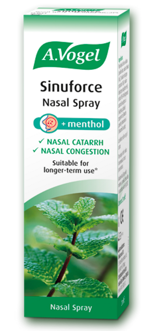 AVogel Sinuforce Nasal Spray