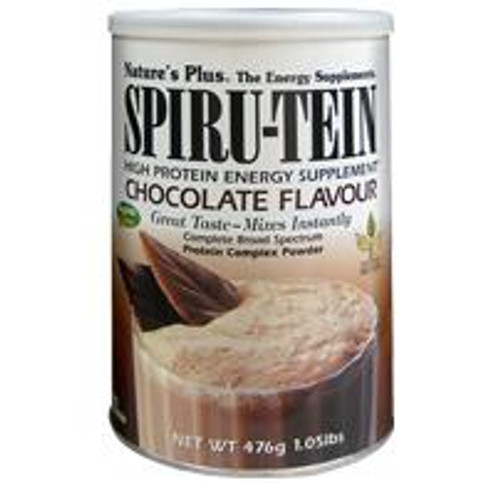 Natures Plus SpiruTein Plus Shake Chocolate