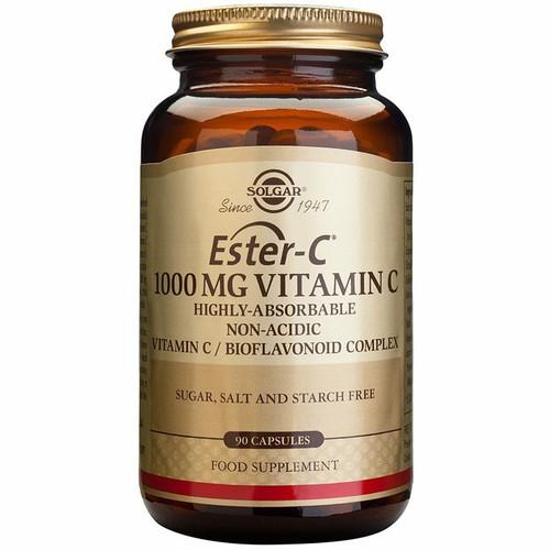 Solgar Solgar Ester-C Vitamin C 1000mg