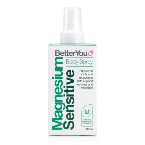 BetterYou Magnesium Oil Sensitive Spray