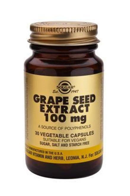 Solgar Grape Seed Extract 100mg