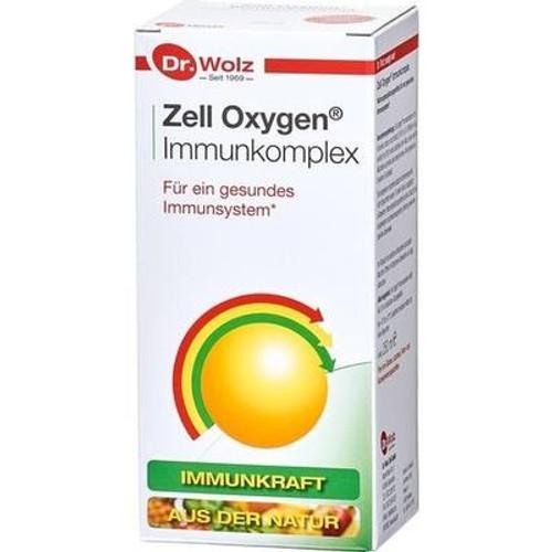 Dr Wolz Zell Oxygen Immunkomplex