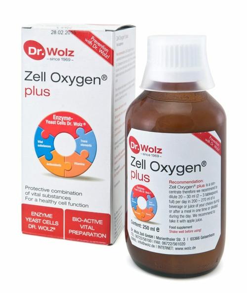 Dr Wolz Zell Oxygen Plus