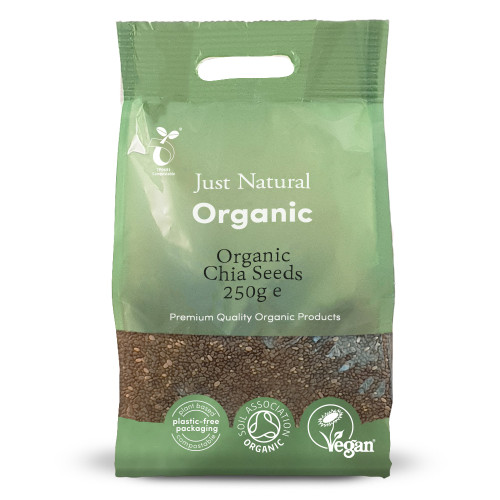Just Natural Organic Chia Seeds