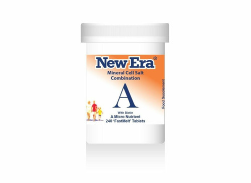 New Era Mineral Cell Salt Combination A