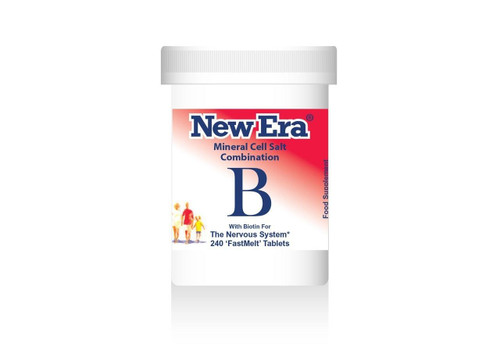 New Era Mineral Cell Salt Combination B