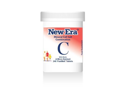 New Era Mineral Cell Salt Combination C
