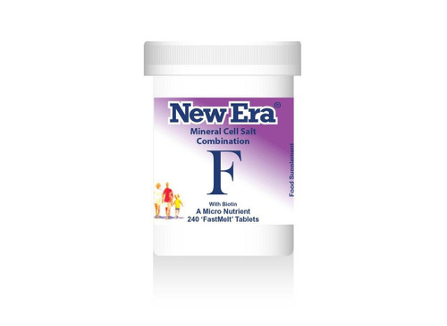 New Era Mineral Cell Salt Combination F