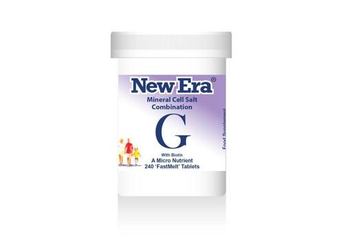 New Era Mineral Cell Salt Combination G
