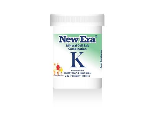 New Era Mineral Cell Salt Combination K