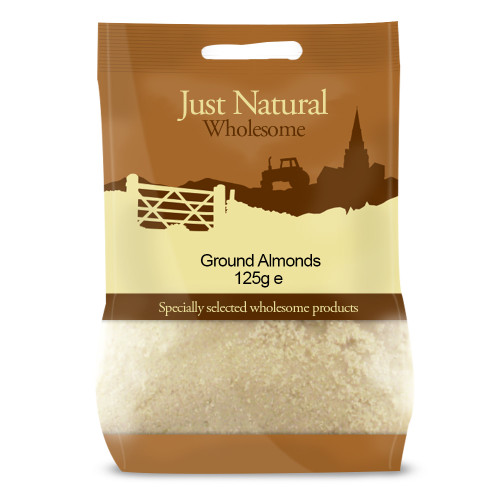 Just Natural Wholesome Ground Almonds