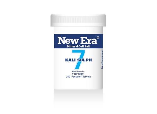 New Era No 7 Kali Sulph