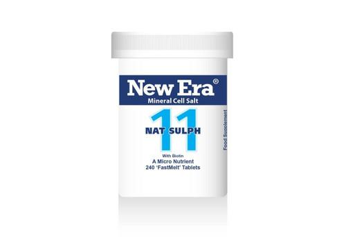 New Era No 11 Nat Sulph