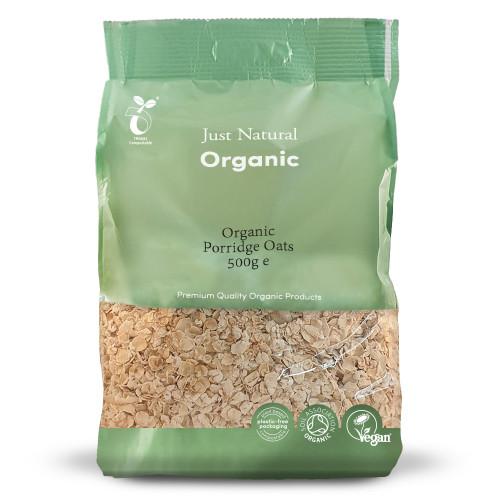 Just natural Organic Porridge Oats