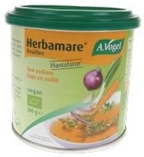 AVogel Herbamare Vegetable Stock Low Sodium