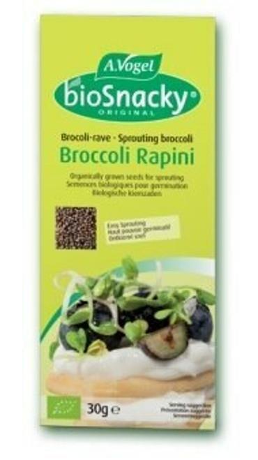 AVogel BioSnacky Broccoli Seeds