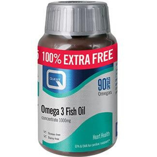 Quest Omega 3 - Fish Oil