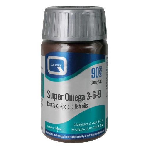 Quest Super Omega 3 6 9